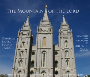 Arlen Card - The Mountain of the Lord soundtrack